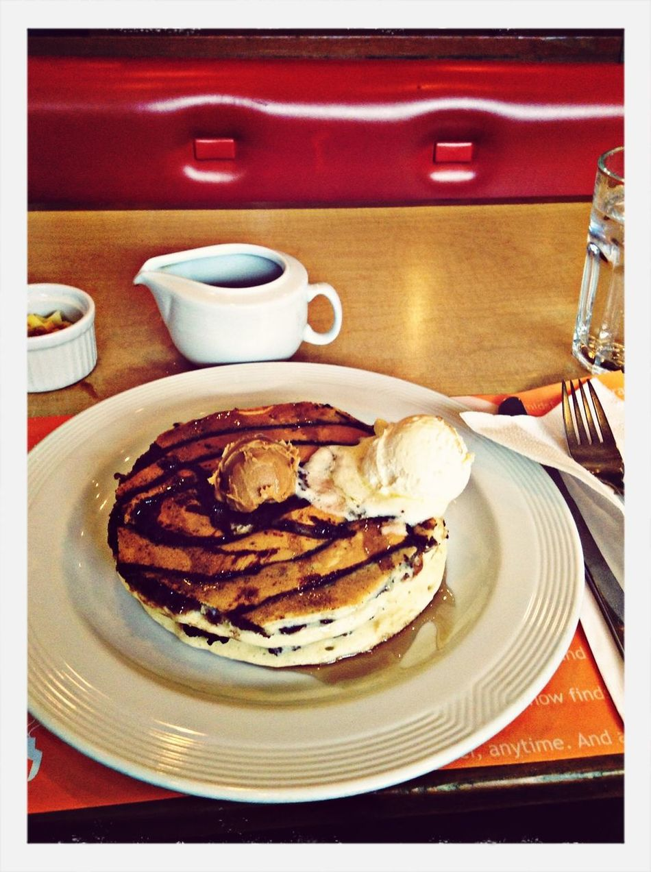 Let's eat pancakes !
