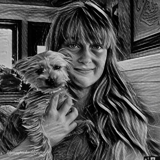 Domestic Animals Pets Pet Owner Person Long Hair Looking At Camera Dogs Of EyeEm Belgium Blond Hair Portrait Lily May Parker From My Point Of View Lily May Collection Lilymayparker.blogspot.be Women Of EyeEm Beauty