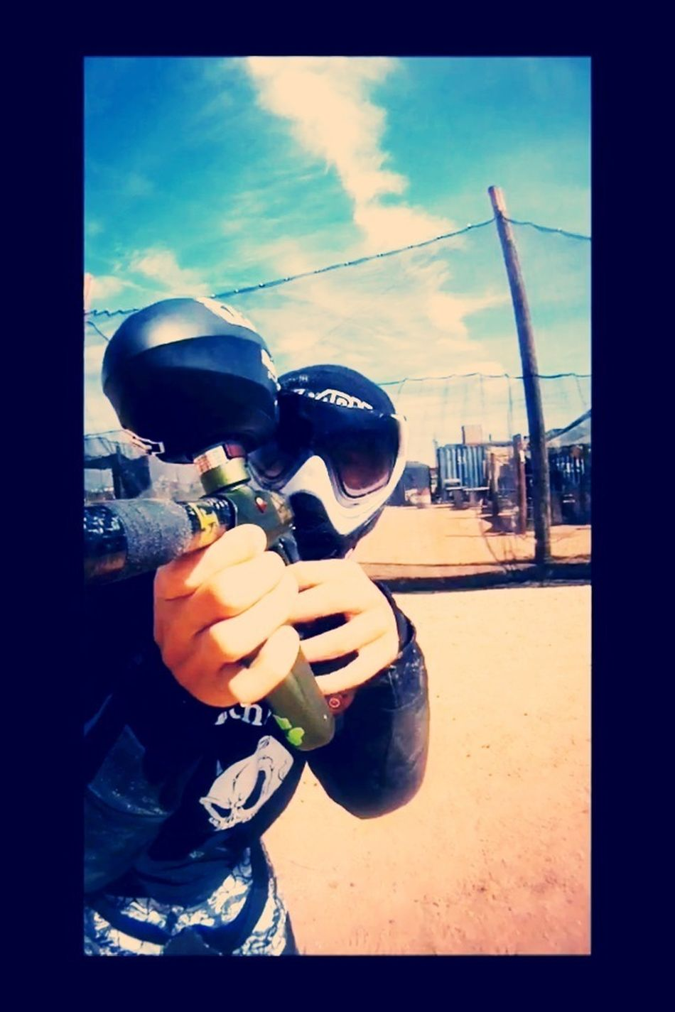 #paintball #hkarmy #gopro