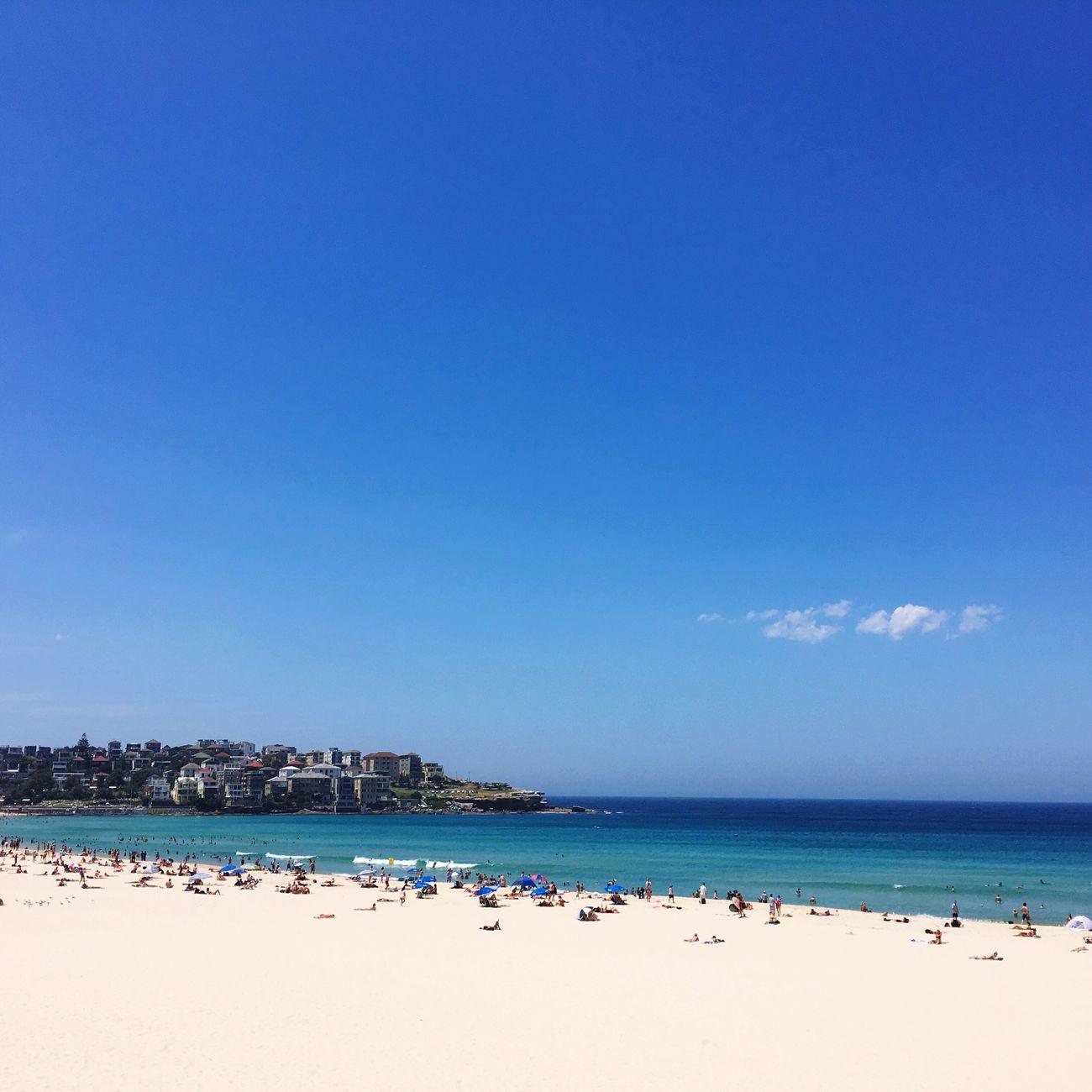 Beautiful Bondi Beach