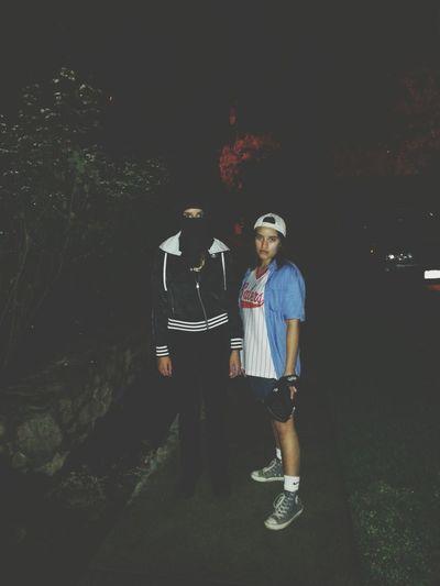 Ninja/ballplayer