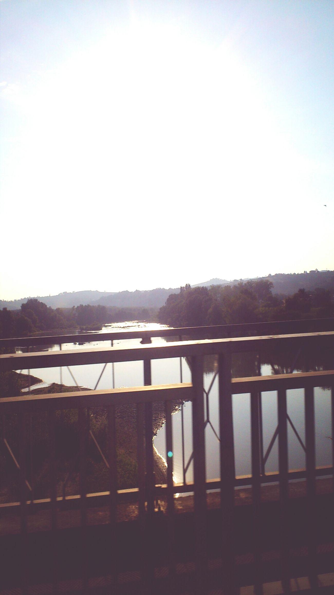 Morning Tanaro Sun EyeEm Italy