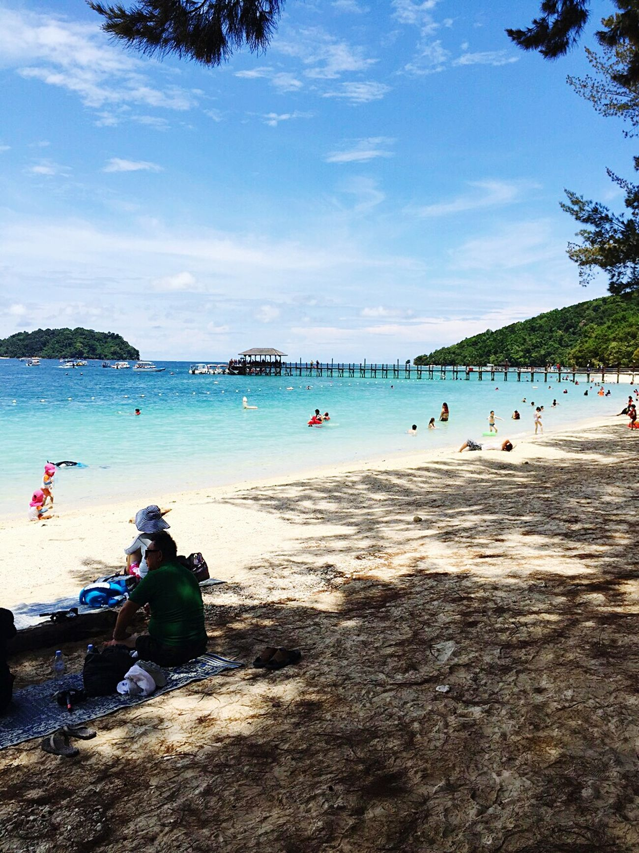 Sapi Island, Sabah Views is on point!!! 😍 Beachphotography First Eyeem Photo