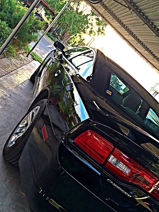 Dodge Charger Reflection Dodge Dodgecharger