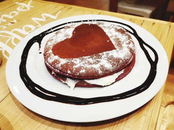 Heart's Day! Dessert Indoors  Sweet Food Table Cake Food And Drink Temptation