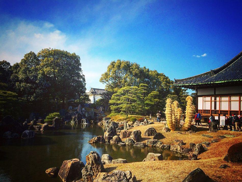 二条城 二の丸庭園 庭園 京都 Relaxing Kyoto
