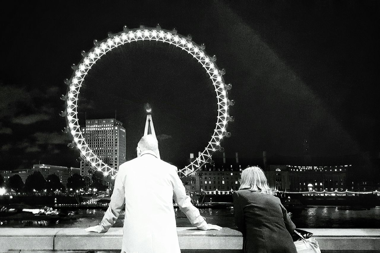 Seeing The Sights Street Photography Street Streetphotography Streetphoto_bw LondonEye Cmmaung Cmmaung.me Couple London Uk