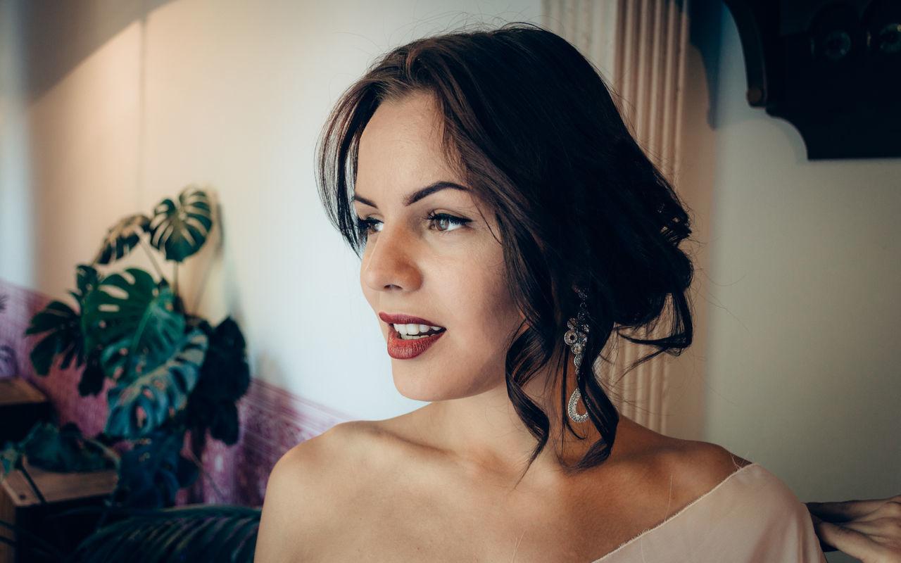 Beautiful stock photos of ukraine, 20-24 Years, Beautiful Woman, Caucasian Ethnicity, Contemplation