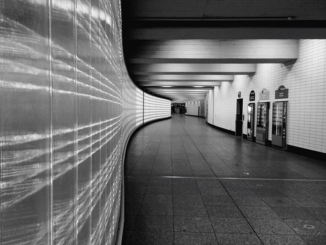 Blackandwhite Urbanphotography Tunnel Mobilephotography Mobile Photography IPhoneography