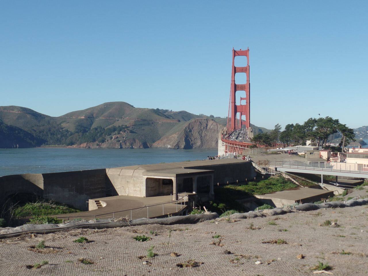 Beautiful stock photos of san francisco, Architecture, bay Of Water, blue, bridge - Man Made Structure