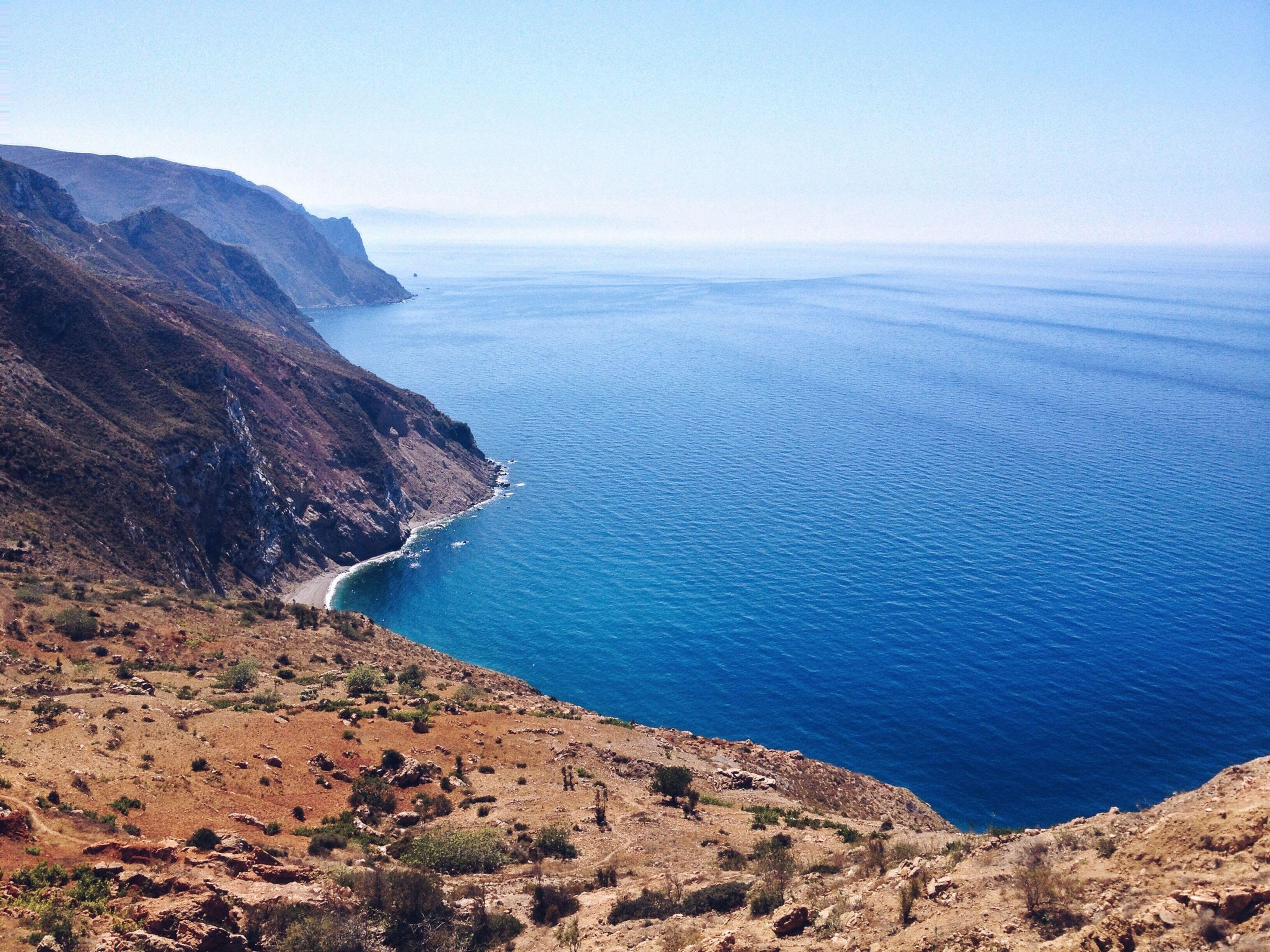 Extraordinary view. IPhone Sea Nature Love