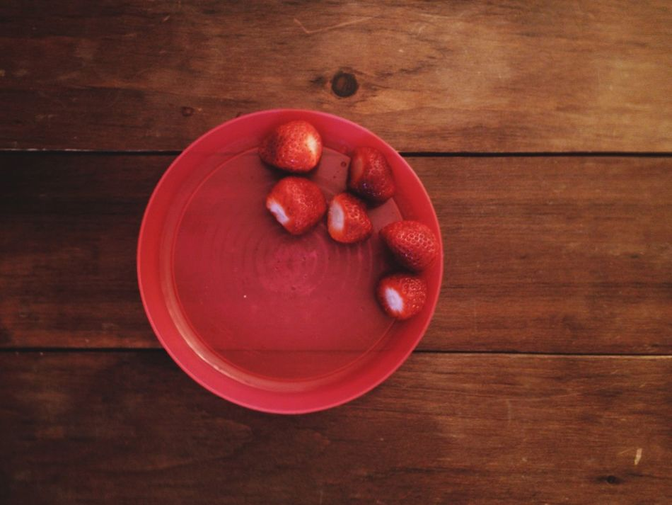 Strawberry Red Fruit Healthy
