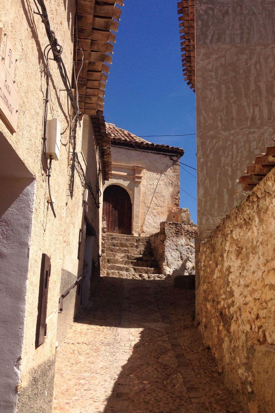 Ermita de los Altos Shadows & Lights Villages Letur