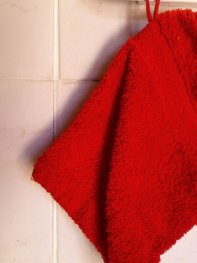 Red Facecloth Bathing Bathroom Cleaning Close-up Cloth Colorful Colourful Cotton Day Detail Domestic Facecloth Graphic Indoors  No People Red Red Color Restroom Toilet Washing Washroom
