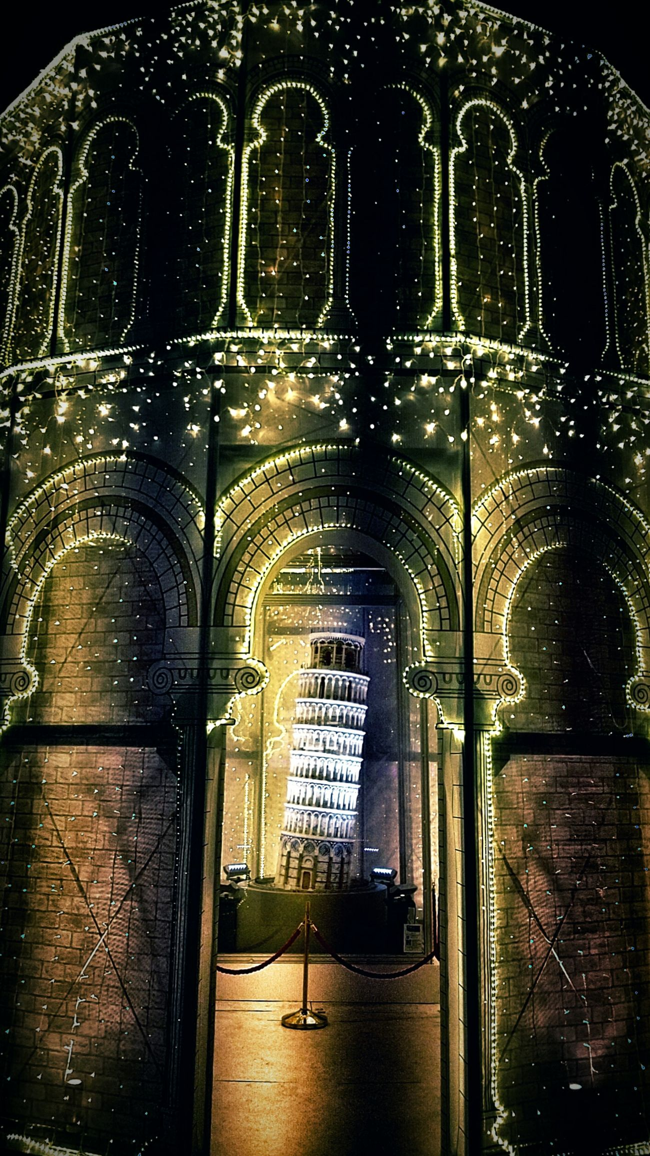 Pisa Tower Nightphotography Night From My Point Of View Getting Inspired Darkness And Light Light And Shadow Silhouette Illuminated Illumination