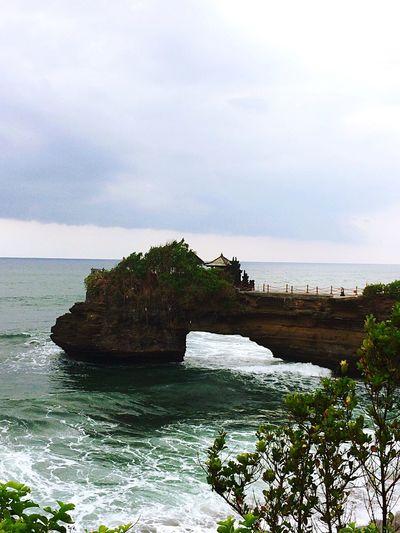 Sunshine Tanah Lot Bali Bali, Indonesia Ocean I❤BALi Beautiful Colorful First Eyeem Photo