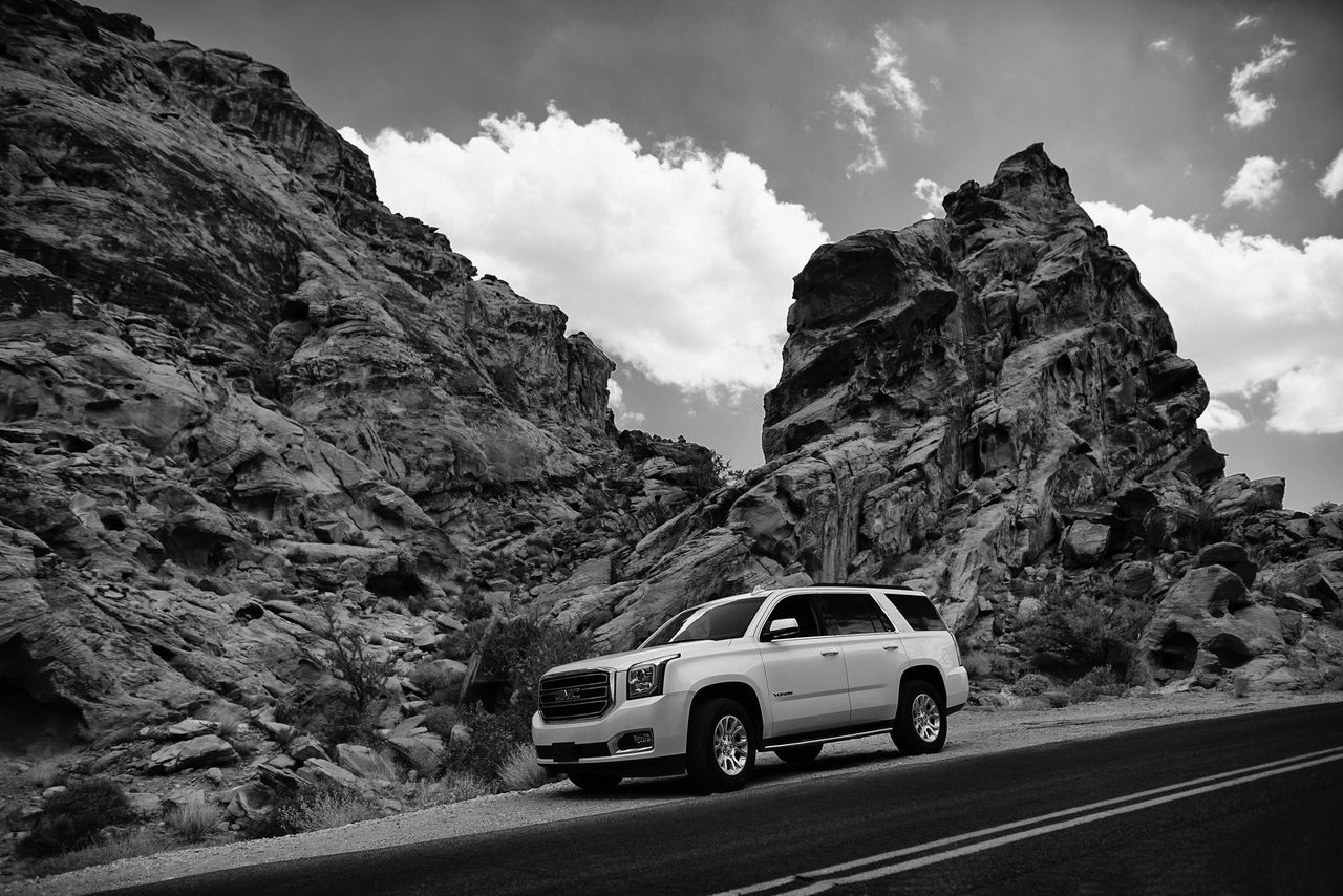 GMC Yukon in Valley of Fire Car Valley Of Fire GMC Gmc Yukon