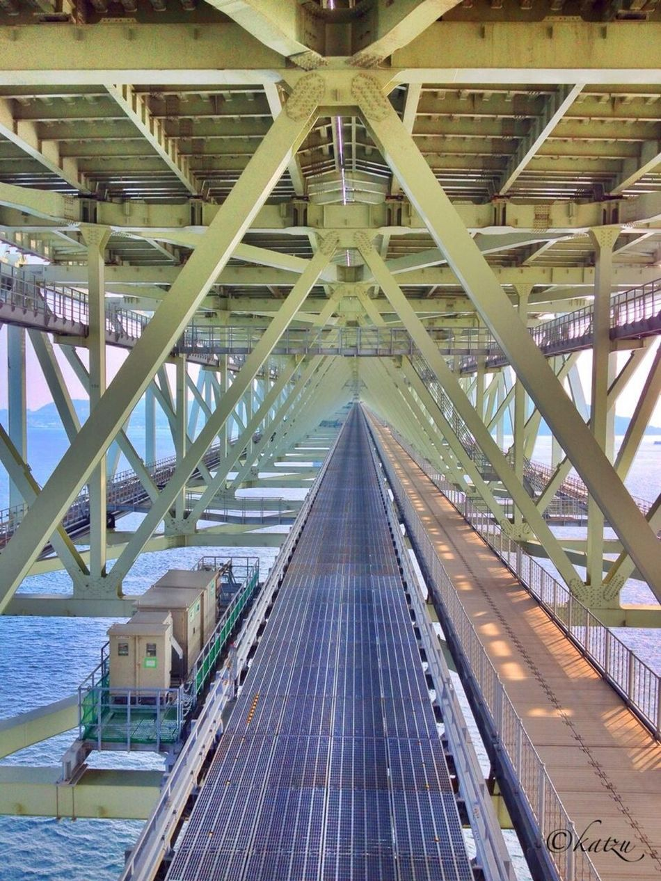 Vanishing Point Bridge
