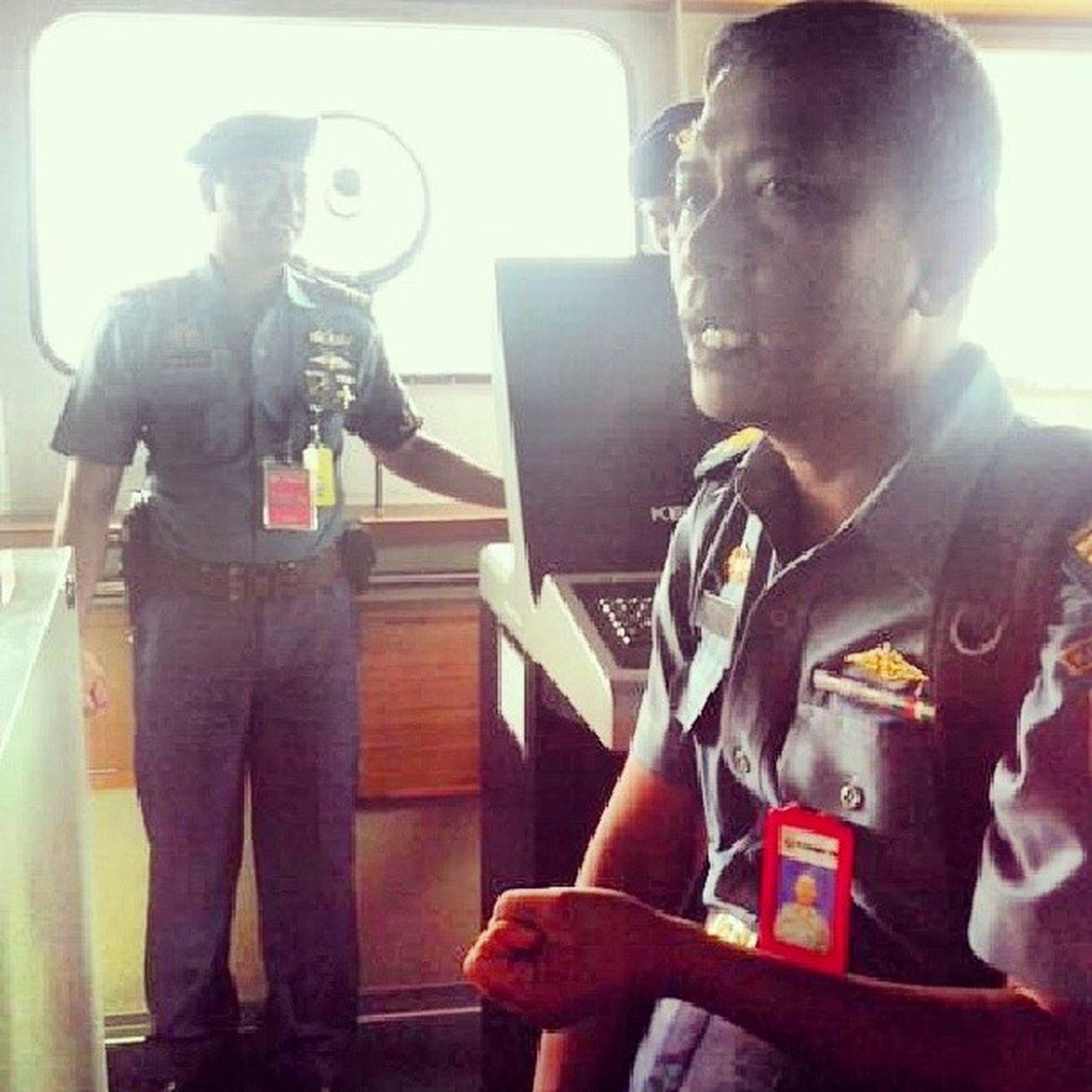 Thanks Mentor :)) Mentor Perwira Al Komando ARMATIM TNI Navy