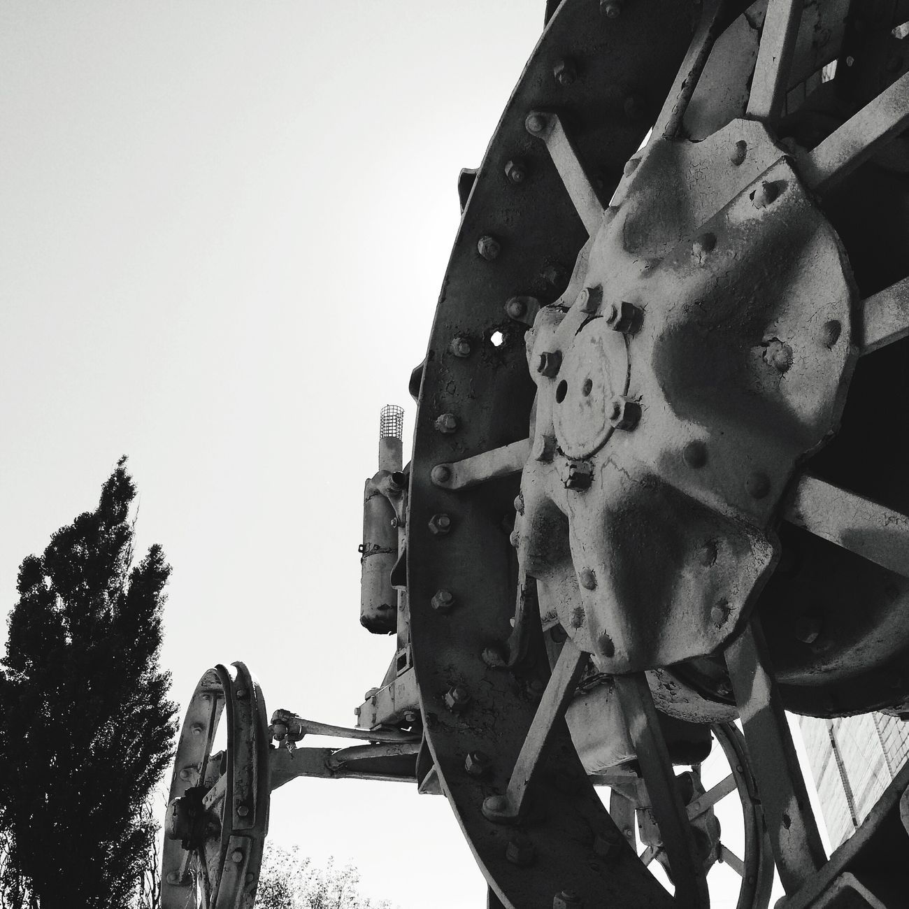Retro Tehnology Traktor трактор ретро