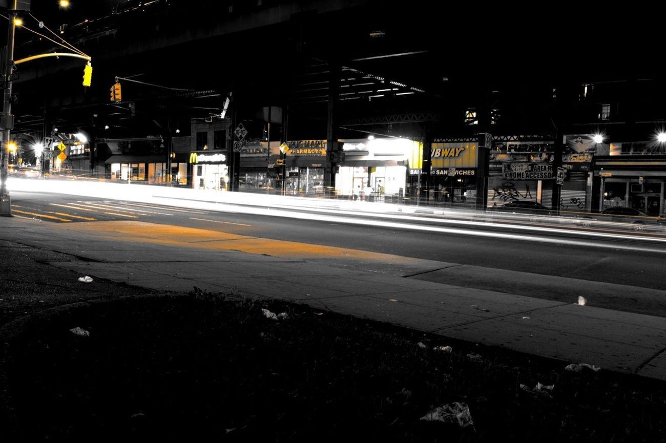 Light Trails Lightporn Photography Traffic Lights