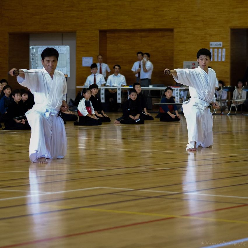 Kendo Exhibition Iaido Sports Sports Photography FUJIFILM X-T1 Fujifilm_xseries XF 56mm F1.2 APD EyeEm EyeEm Best Shots
