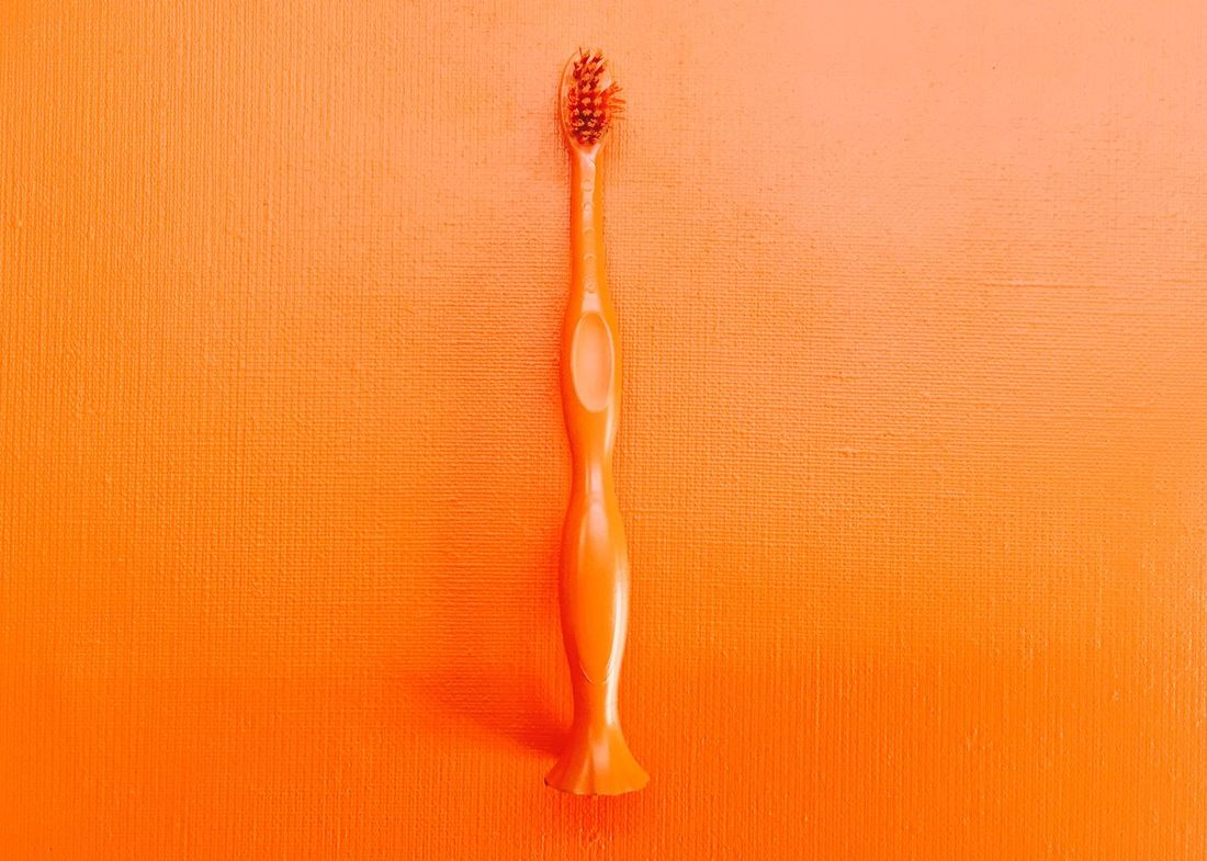 Orange is the colour of choice. Well, everyday Objects on Canvas