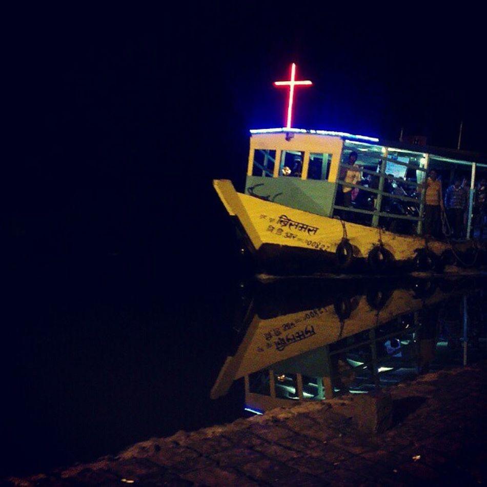 Gorai Mumbai India Boat Ferry Cool