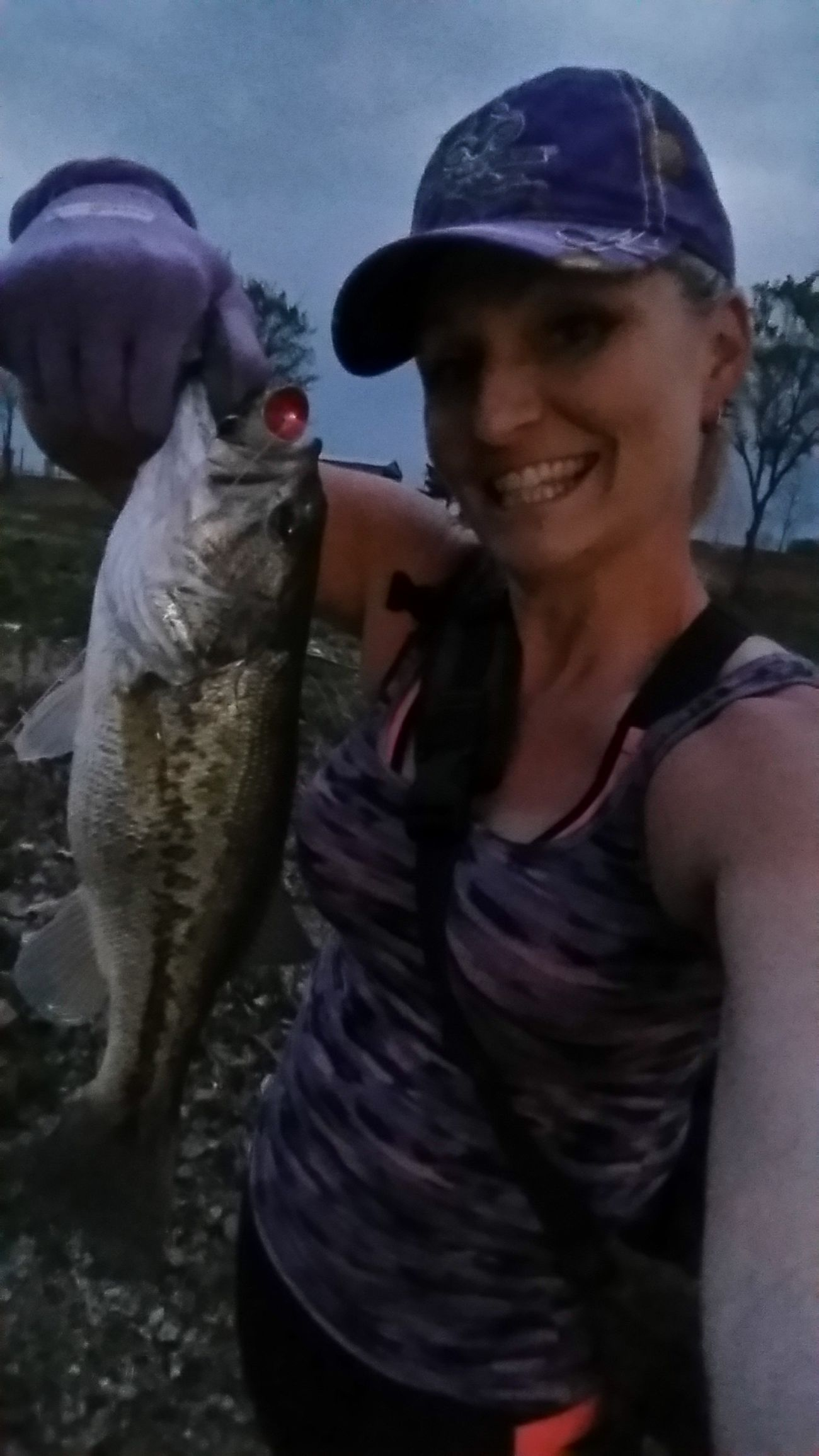 Fisherman's bloodline Water Smiling One Person Only Women Happiness Beautiful Lady Fishermen's Life Fisherman Boat Fishing Life Nature_collection Bassfishing Bass Fishing Summer Nights Sun Set