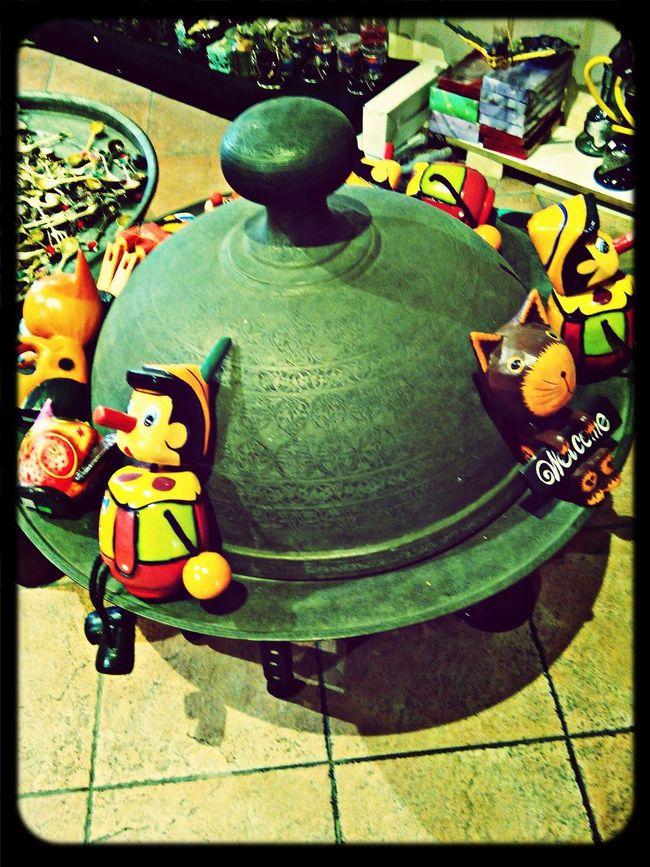 Pinokyo Pinocchio Pinochio Kukla