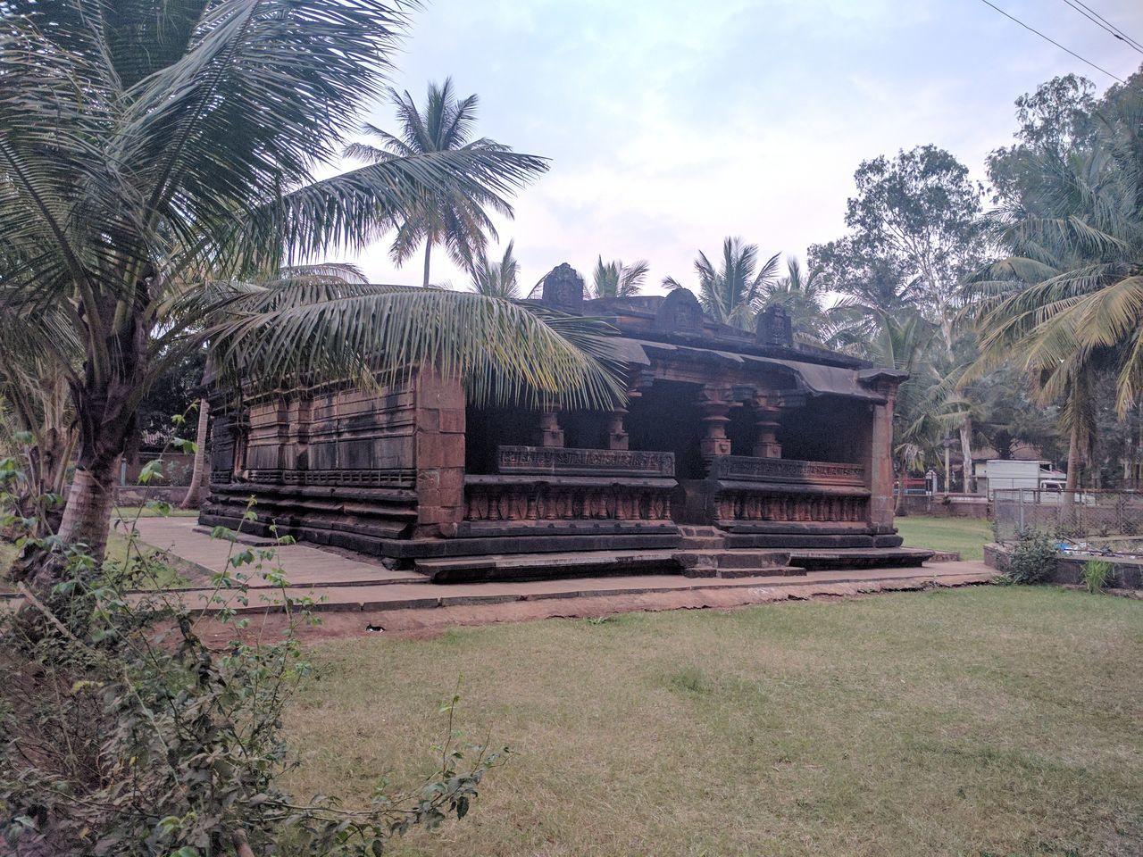 KamalBasti Built Structure 1204AD BelgaumHistory
