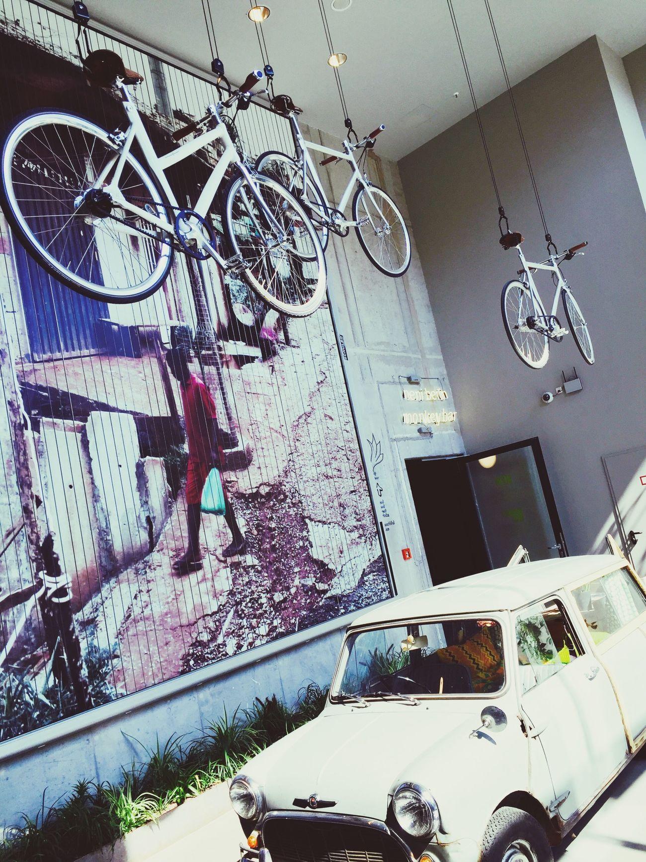 Bikes ... 😕 Berlin 25hourshotel Fahrradtour City Life