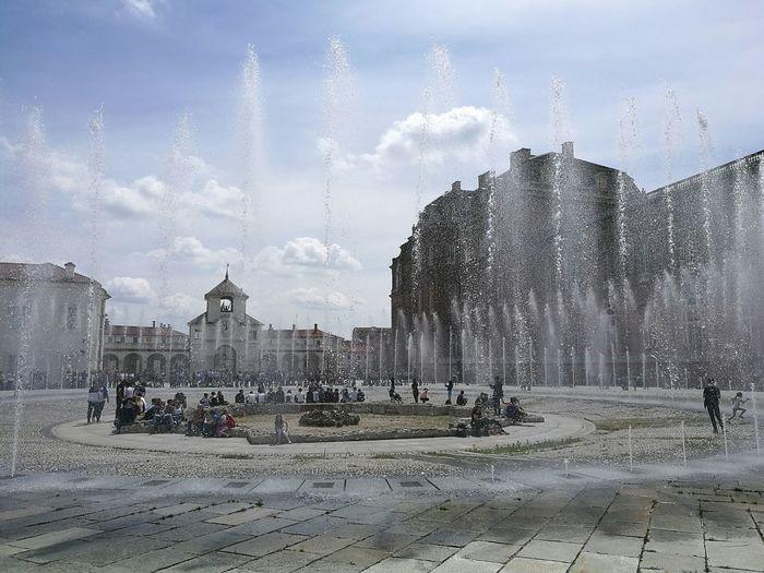 Venaria Reale, la corte Savoy Savoia  Venaria Reale Outdoors Drop Water Cloud - Sky Architecture Your Ticket To Europe