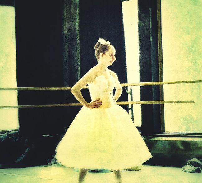 Dress Rehearsal Showtime Ballet Ballerina Performance French Academie Of Ballet Dance School
