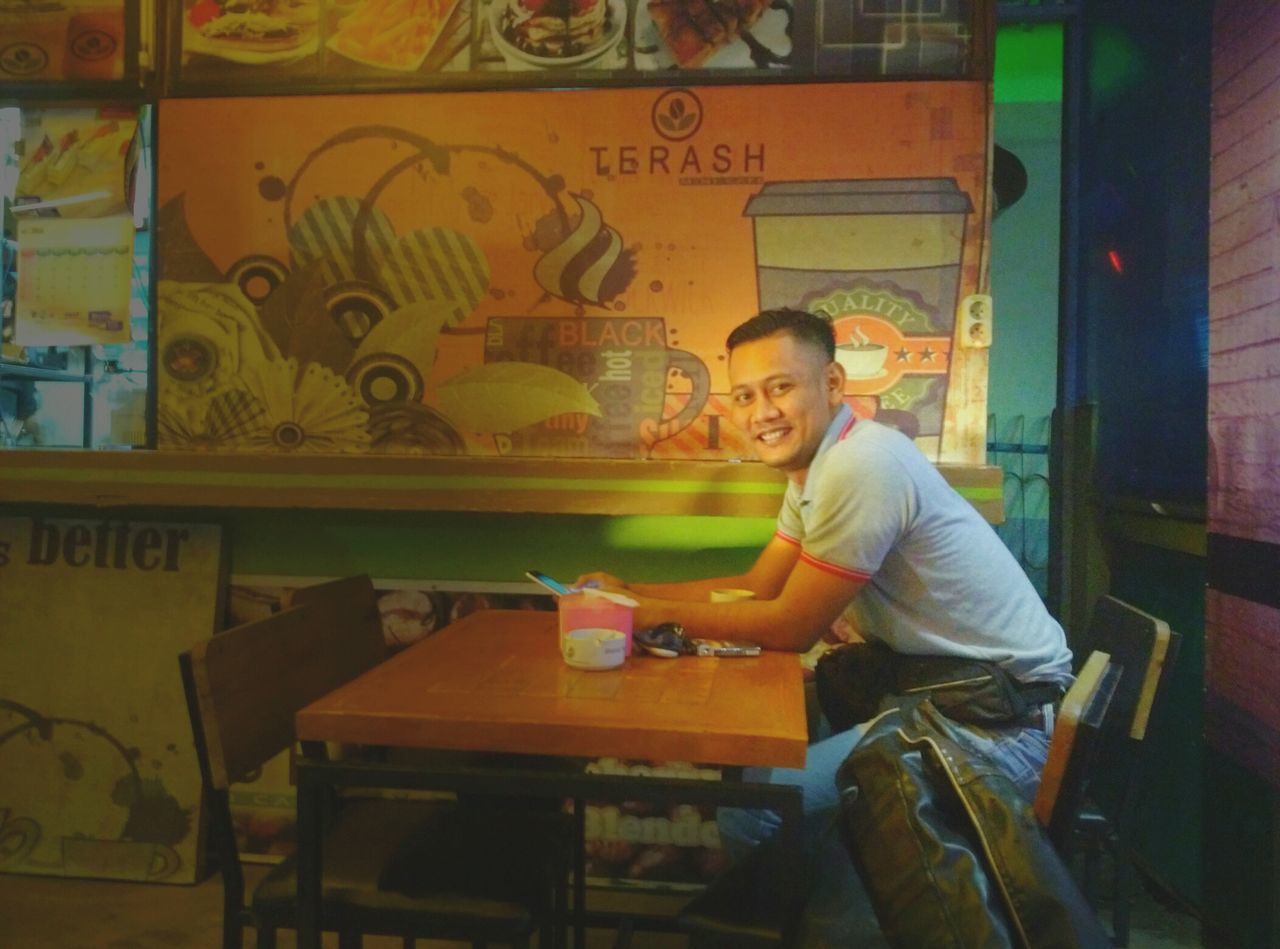 Nongkrox Enjoying Life Express Yourself ❤ Nongkrongasikbangkabelitung Cafe Time Take A Look Around