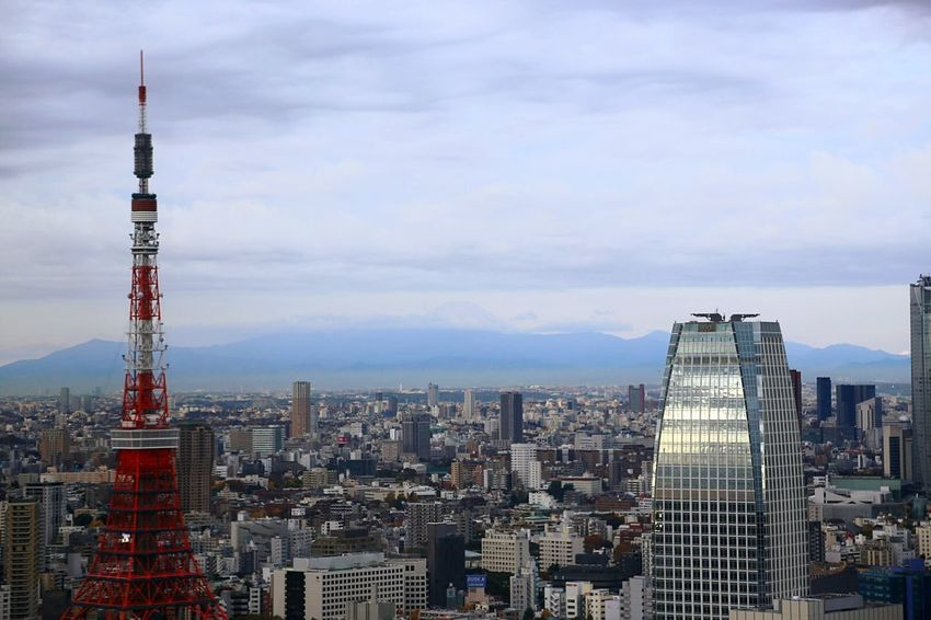 tokyo,japan tokyo japan tokyotower freedom City Architecture Skyscraper Cityscape Urban Skyline Sky Travel Destinations Building Exterior Tower Built Structure Travel Outdoors Night Cloud - Sky Downtown District Modern No People