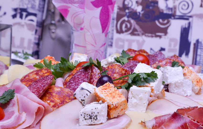 catering food Buffet Time Cheese! Salami Pizza Bakery Canapes Catering Food Cheese Cheese Plate Cold Colors Delicatessen Dieting Food Food Decoration Gourmet Italy Meat Pastry Red Meat Salamy Table Vegetables