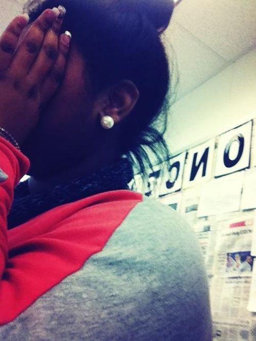 My bae in class