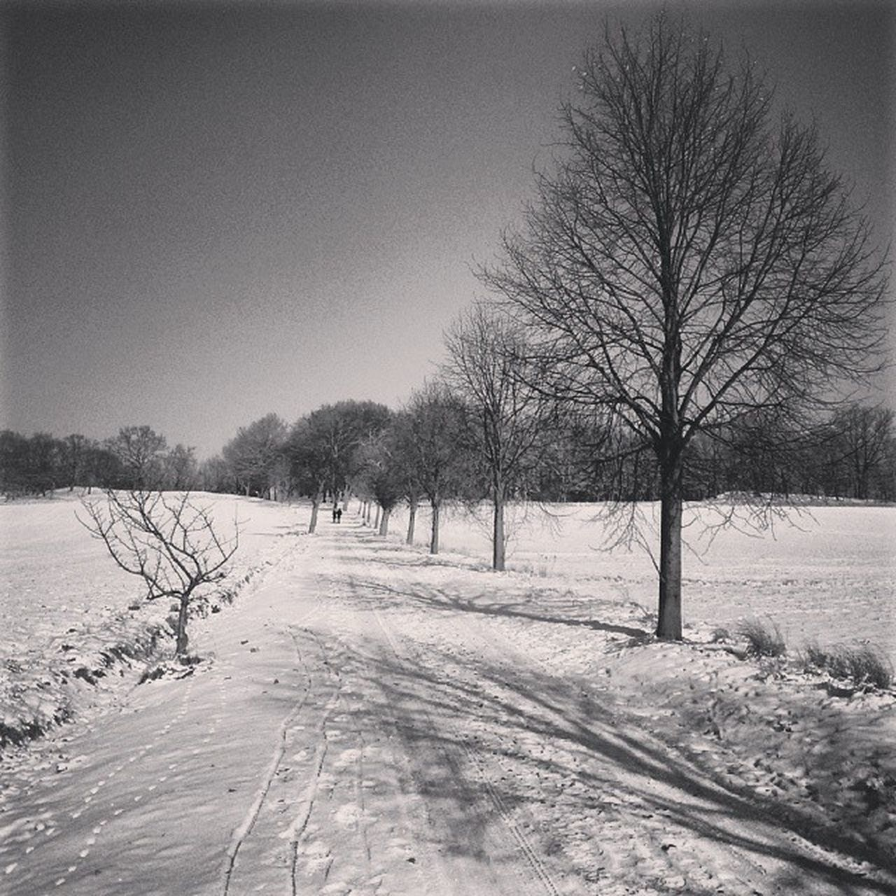 -12 Winter Black & White Minimal Germany