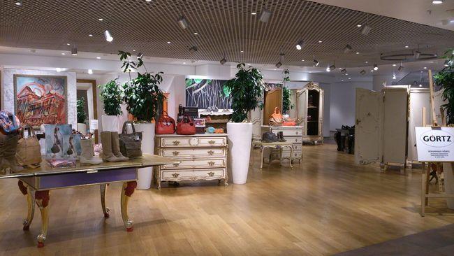 Shopping Shoppingcenter Design März 2014