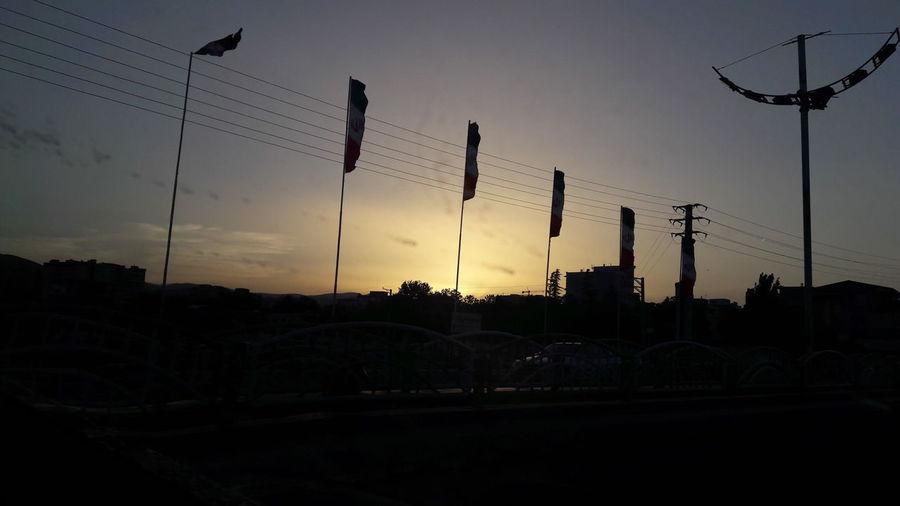 Sky Iron Urmia First Eyeem Photo