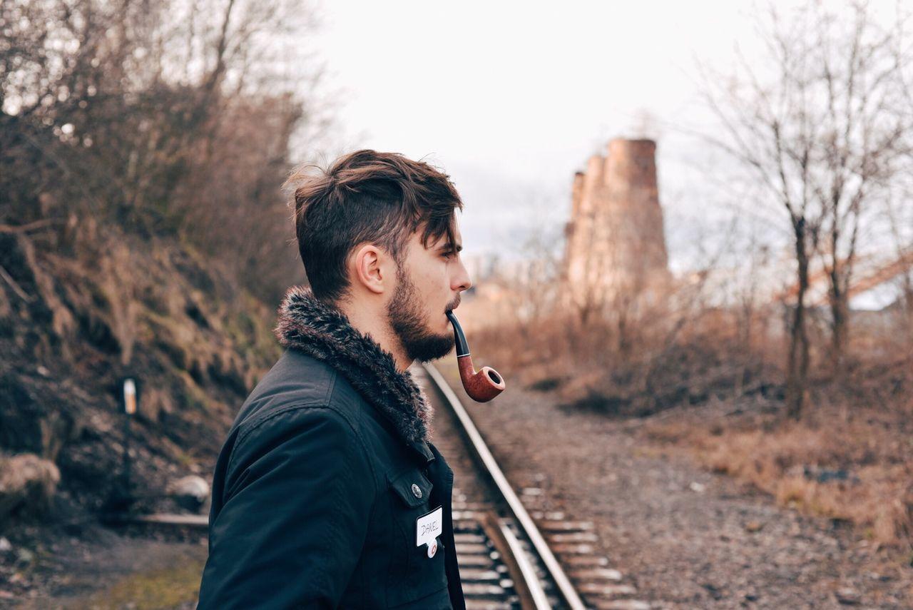 Pipe Smoke Portrait Vscocam The Portraitist - 2015 EyeEm Awards