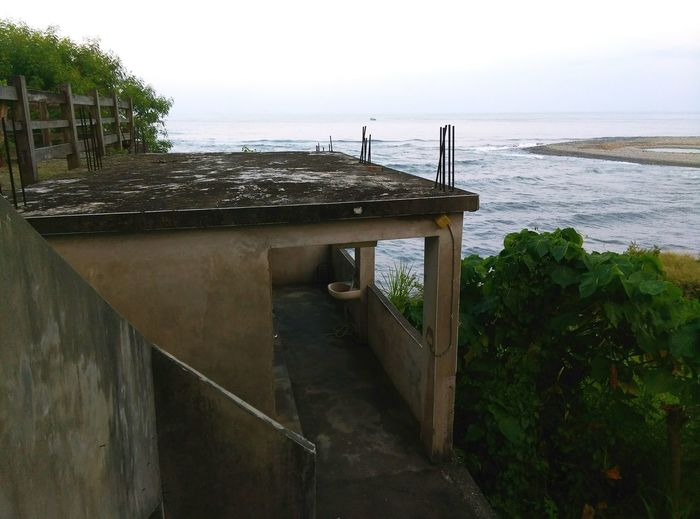 Tolit Water No People ASIA Travel Toliet Seaside Nature Outdoors Day Nature Hualien, Taiwan Sea Sky Horizon Over Water