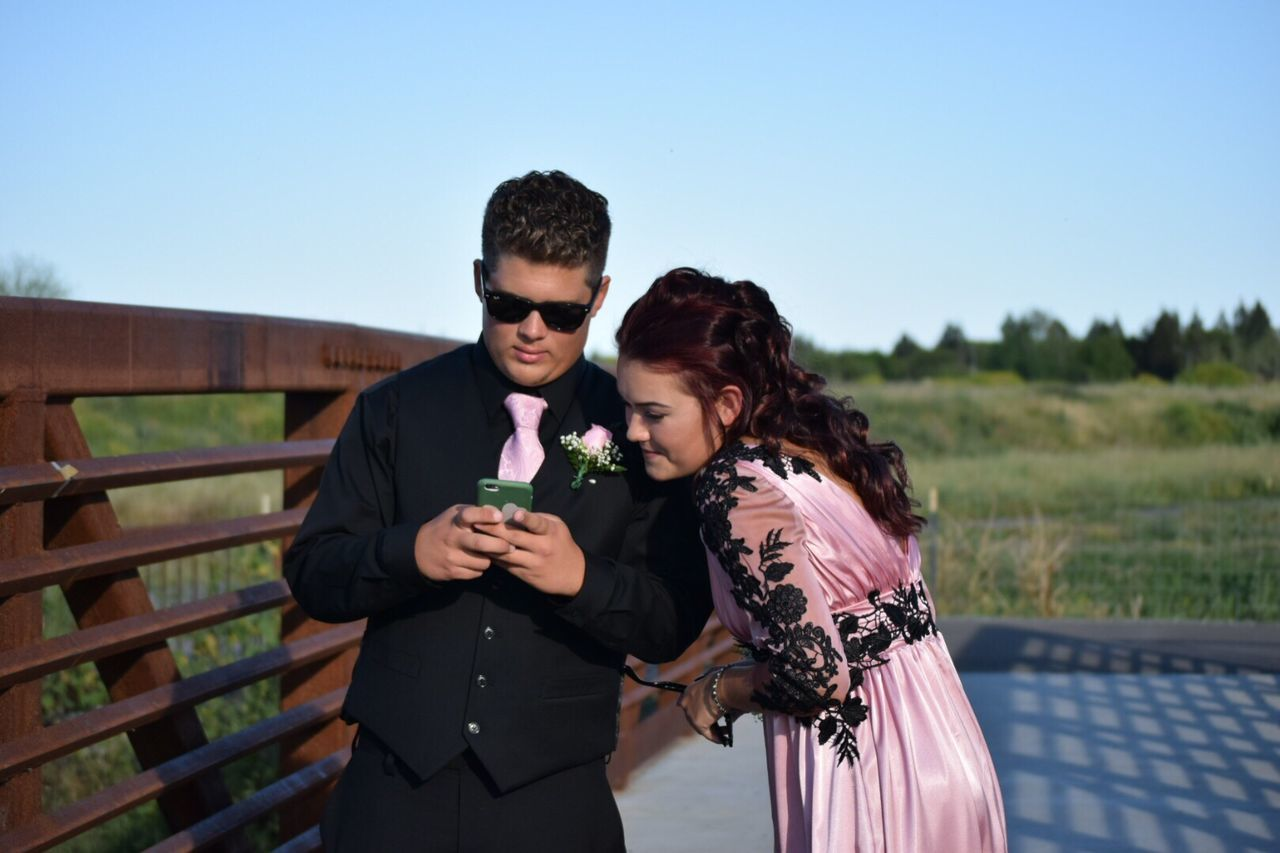 Beautiful stock photos of prom,  16-17 Years,  Affectionate,  Bonding,  Bride