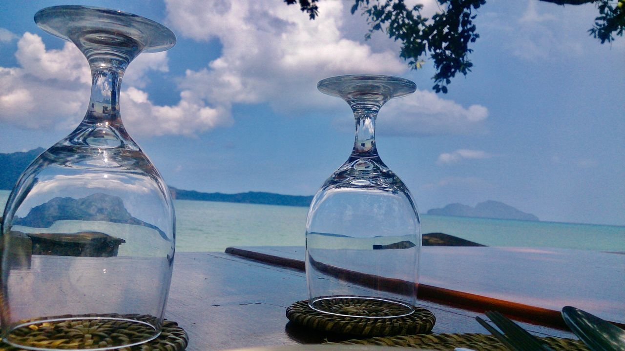Seeing thru the glasses. Unfiltered Wheninpalawan El Nido, Palawan Nature Mobilephoto Relaxing First Eyeem Photo