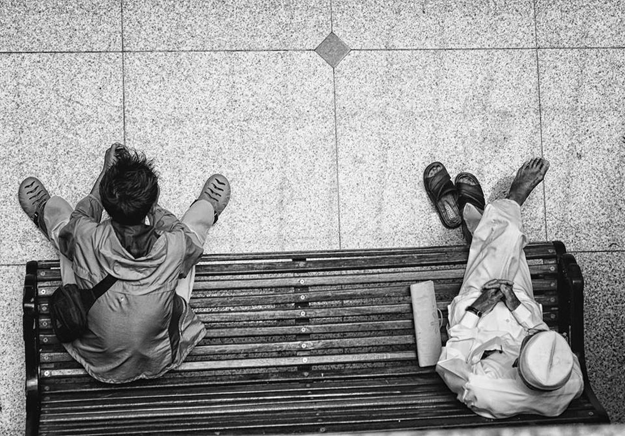 Bench, Brunei Darussalam. Brunei Darussalam Dailyphoto Everybodystreet Eyeem Philippines Streetphotography Streetphoto_bw EyeEm Best Shots Street Life Street Photography