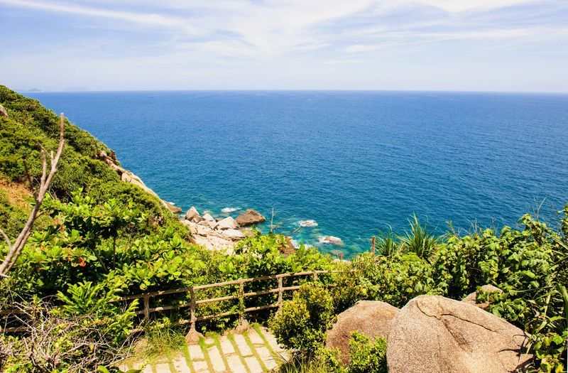 Island Beautiful View