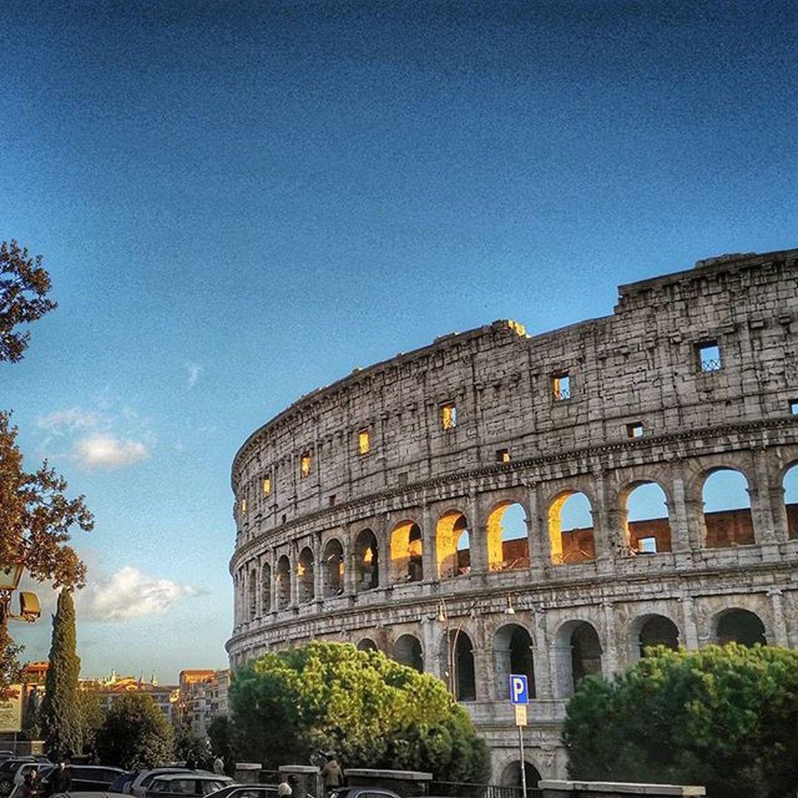 The Colosseum, Rome. Colosseum Rome TheColosseum Italia Italy Italygram