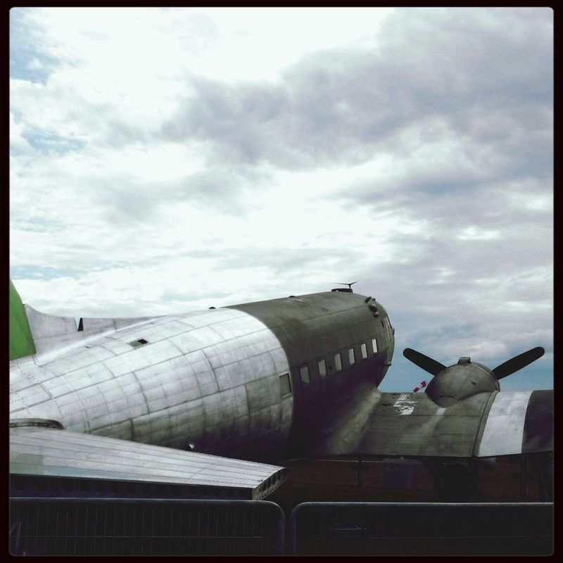 Old C-47 Airplane_lovers Airplane Aircraft
