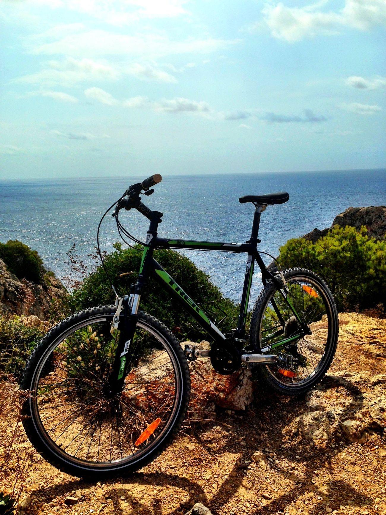 Sunday Trip Riding Bike